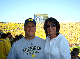 Robert & Gisele Andrews University of Michigan